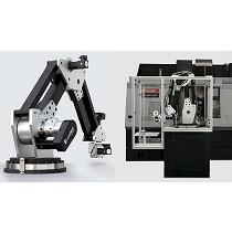 Robot para la alimentación de tornos