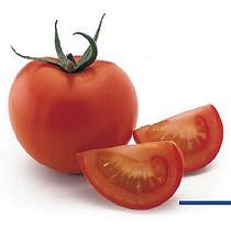 Semillas de tomate de calibre medio