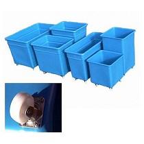 Cubetas alimentarias