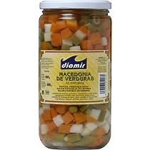 Macedonia de verduras cocidas