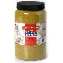 Curry en polvo