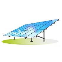 Estructuras para el montaje de módulos fotovoltáicos en huertos solares