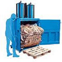 Prensas neumáticas de residuos
