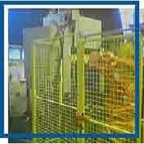 Puertas de protección para maquinaria