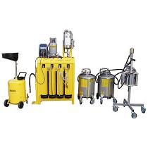 Módulos móviles de succión para aceites y combustibles