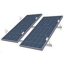 Sistemas de montaje en cubiertas a dos aguas en paralelo al tejado