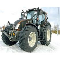 Tractores de tercera generación