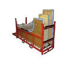 Contenedores industriales del mueble