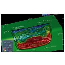 Deformación automática de modelos de superficies