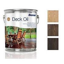 Aceites para madera en exteriores
