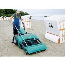 Equipos para limpieza de playas