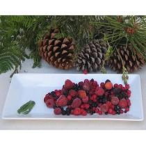 Frutas del bosque congeladas