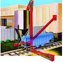 Transporte de material a granel