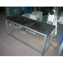 Mesas de aluminio y acero inoxidable