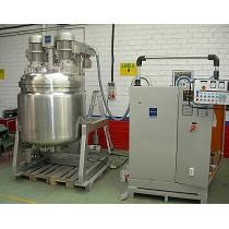 Reactores de 700 litros de capacidad