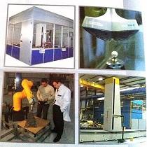 Servicios de ingeniería para la metrología