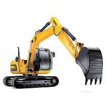 Alquileres de excavadoras de cadenas