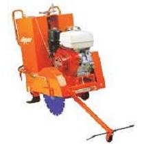 Alquileres de cortadoras de asfaltos
