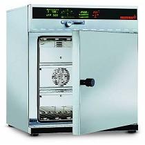 Estufas a 250 grados centígrados