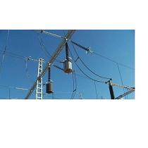 Trabajos en subestaciones eléctricas