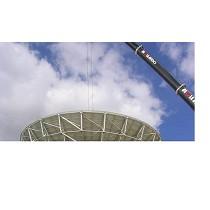 Estaciones de satélites