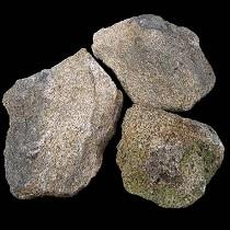 Piedra de musgo granítica
