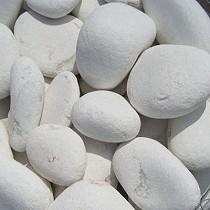 Bolo de mármol blanco