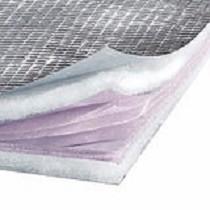 Aislamientos de cubiertas, buhardillas, paredes y forjados