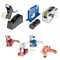 Dispensadores para cintas adhesivas