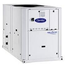 Enfriadoras de líquido refrigeradas por aire