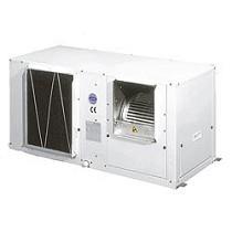 Unidades remotas horizontales de condensación por aire para conexión a conductos