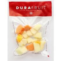 Macedonia de frutas congeladas