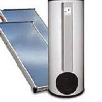 Kits de energía solar térmica