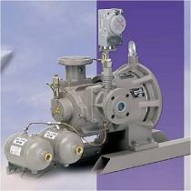 Compresores rotativos lubricados