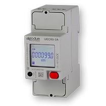 Analizadores de red eléctrica con pantalla alfanumérica