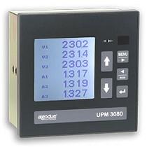 Analizadores de red eléctrica con pantalla gráfica