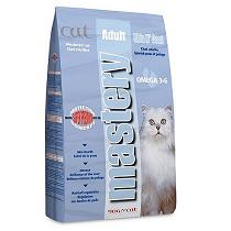 Alimentos para gatos adultos