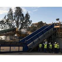 Servicios de ingeniería para la modernización de plantas de reciclaje