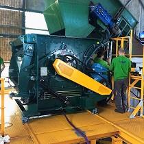 Servicios de consultoría para el reciclaje de residuos