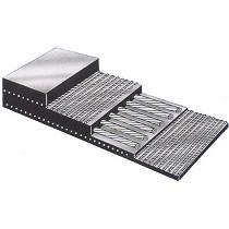 Bandas transportadoras de caucho de núcleo metálico (ST)