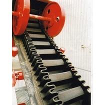 Bandas transportadoras de caucho de fabricación especial