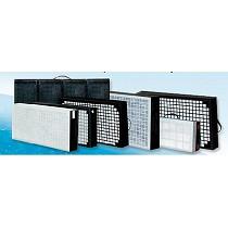 Filtros para vitrinas y armarios de filtración
