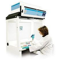 Cabinas para protección de muestras