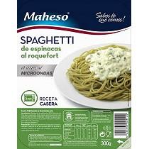 Spaghetti de espinacas