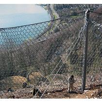 Barreras de protección contra caída de rocas
