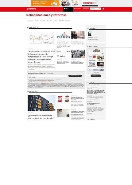Rehabilitaciones y reformas