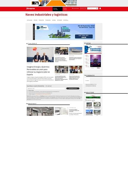 Naves industriales y logísticas
