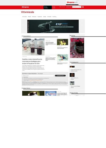 Industria vitivinícola