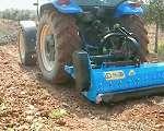 Trituradora para hierba y restos de poda estandar