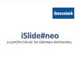 Ventanas y puertas deslizantes: iSlide#neo